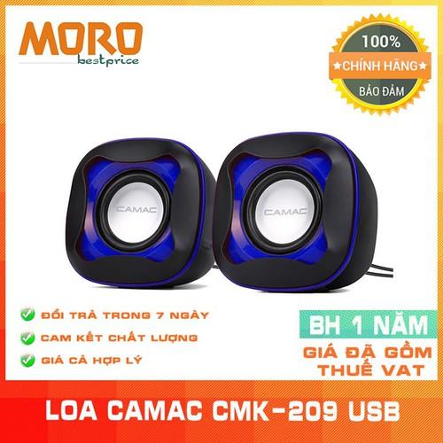 Loa vi tính Camac CMK 209 - USB
