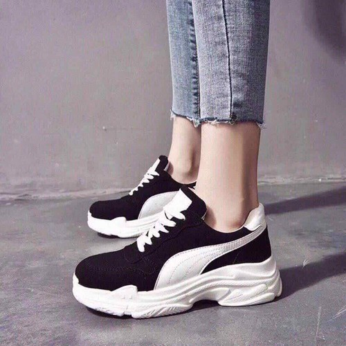 giày thể thao nữ siêu nhẹ
