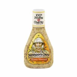 Sốt Salad Mù Tạt Mật Ong hiệu Newman's Own 473ml