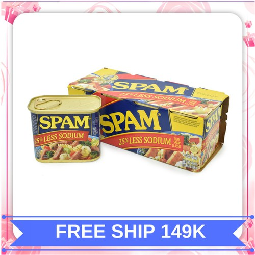 Thịt hộp spam hormel foods|thit hop spam xuất xứ Mỹ 340g - 6288490 , 16402844 , 15_16402844 , 93000 , Thit-hop-spam-hormel-foodsthit-hop-spam-xuat-xu-My-340g-15_16402844 , sendo.vn , Thịt hộp spam hormel foods|thit hop spam xuất xứ Mỹ 340g