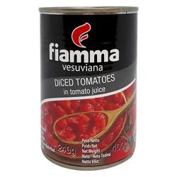 Cà chua xắt miếng Fiamma 400g