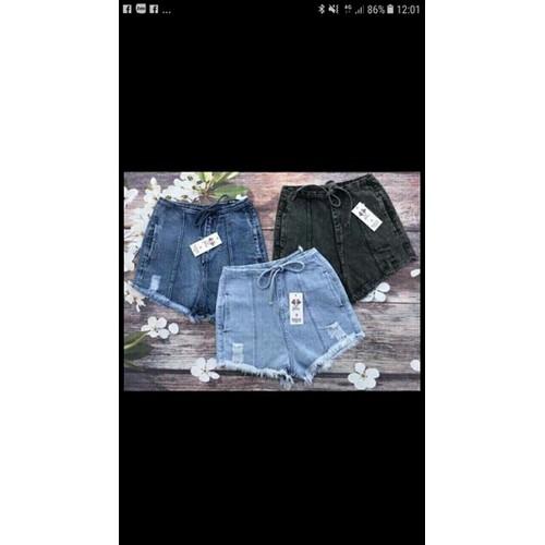 quần jean short  nữ