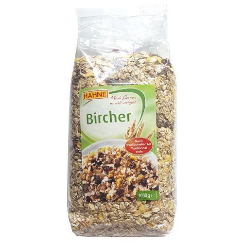 Ngũ cốc yến mạch Hahne Bircher Muesli gói 1kg - 6844895 , 16841421 , 15_16841421 , 197000 , Ngu-coc-yen-mach-Hahne-Bircher-Muesli-goi-1kg-15_16841421 , sendo.vn , Ngũ cốc yến mạch Hahne Bircher Muesli gói 1kg