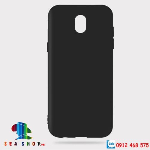 Ốp lưng Samsung Galaxy J7 Pro 2017 - J730 silicon đen - 6834193 , 16833265 , 15_16833265 , 11000 , Op-lung-Samsung-Galaxy-J7-Pro-2017-J730-silicon-den-15_16833265 , sendo.vn , Ốp lưng Samsung Galaxy J7 Pro 2017 - J730 silicon đen