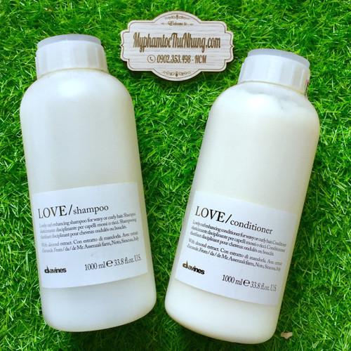 Bộ dầu gội xã Davines Love Curl dành cho tóc uốn xoăn chính hãng Ý 1000ml - 6854064 , 16849471 , 15_16849471 , 2070000 , Bo-dau-goi-xa-Davines-Love-Curl-danh-cho-toc-uon-xoan-chinh-hang-Y-1000ml-15_16849471 , sendo.vn , Bộ dầu gội xã Davines Love Curl dành cho tóc uốn xoăn chính hãng Ý 1000ml