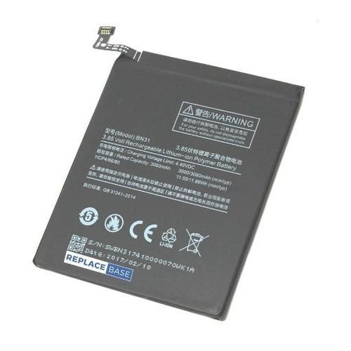 Pin Xiaomi Redmi Note 5A BN31 - 6853089 , 16848994 , 15_16848994 , 175000 , Pin-Xiaomi-Redmi-Note-5A-BN31-15_16848994 , sendo.vn , Pin Xiaomi Redmi Note 5A BN31