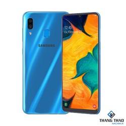 Điện thoại Samsung Galaxy A30 Xanh 64GB - Hãng phân phối chính thức - Samsung Galaxy A30