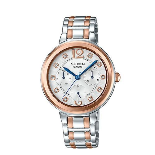 Đồng hồ casio nữ chính hãng - 4597476 , 16836258 , 15_16836258 , 4747000 , Dong-ho-casio-nu-chinh-hang-15_16836258 , sendo.vn , Đồng hồ casio nữ chính hãng