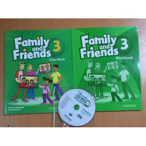 Family and friends 3 kèm CD - 6829656 , 16830449 , 15_16830449 , 82000 , Family-and-friends-3-kem-CD-15_16830449 , sendo.vn , Family and friends 3 kèm CD