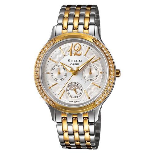 Đồng hồ casio nữ chính hãng - 6837889 , 16835837 , 15_16835837 , 5593000 , Dong-ho-casio-nu-chinh-hang-15_16835837 , sendo.vn , Đồng hồ casio nữ chính hãng