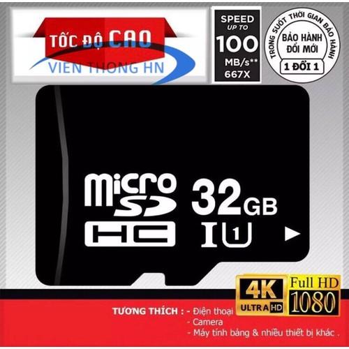 Thẻ nhớ 32gb tốc độ cao Class 10 chuyên dụng cho camera ip, điện thoại - thẻ nhớ 32g - 6829692 , 16830505 , 15_16830505 , 68900 , The-nho-32gb-toc-do-cao-Class-10-chuyen-dung-cho-camera-ip-dien-thoai-the-nho-32g-15_16830505 , sendo.vn , Thẻ nhớ 32gb tốc độ cao Class 10 chuyên dụng cho camera ip, điện thoại - thẻ nhớ 32g