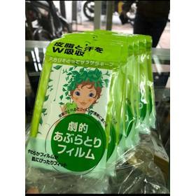 Giấy thấm dầu Shi-seido gói 60 tờ - 806