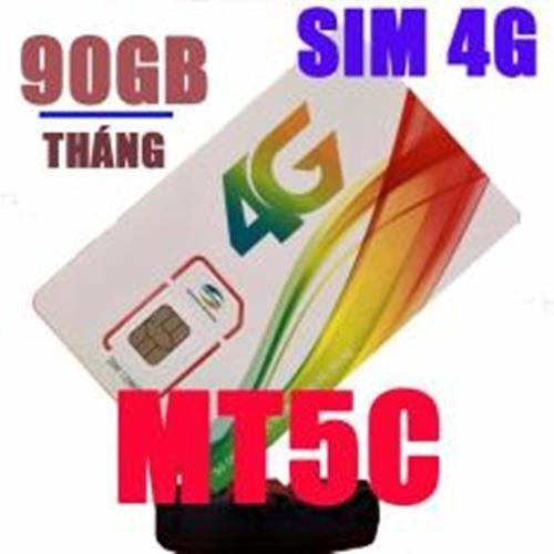 SIM VIETTEL 4G MT5C TẶNG 90 GB THÁNG