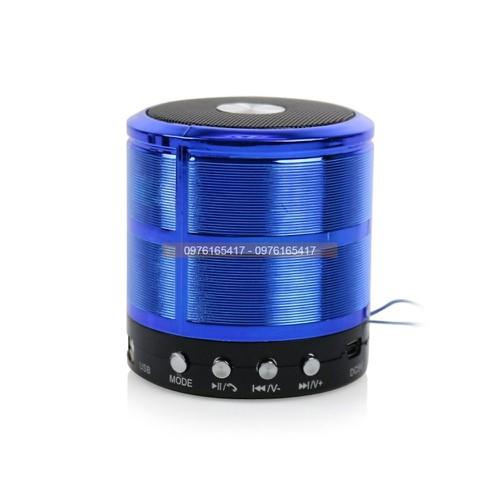Loa Bluetooth Mini WS887 Phát Nhạc Từ Thẻ Nhớ, USB - 6834655 , 16833595 , 15_16833595 , 140000 , Loa-Bluetooth-Mini-WS887-Phat-Nhac-Tu-The-Nho-USB-15_16833595 , sendo.vn , Loa Bluetooth Mini WS887 Phát Nhạc Từ Thẻ Nhớ, USB