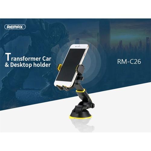 Giá đỡ điện thoại đế hút chân không trên oto Remax RM - C26 - 6855336 , 16850552 , 15_16850552 , 250000 , Gia-do-dien-thoai-de-hut-chan-khong-tren-oto-Remax-RM-C26-15_16850552 , sendo.vn , Giá đỡ điện thoại đế hút chân không trên oto Remax RM - C26