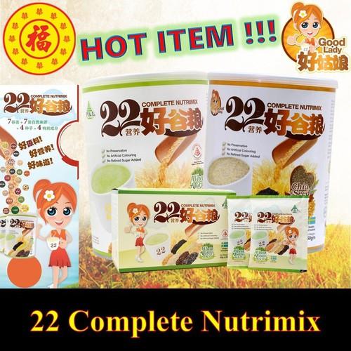 Bột ngũ cốc dinh dưỡng 22 Complete Nutrimix Wheat Grass 625gr   sữa - 4768827 , 16833816 , 15_16833816 , 550000 , Bot-ngu-coc-dinh-duong-22-Complete-Nutrimix-Wheat-Grass-625gr-sua-15_16833816 , sendo.vn , Bột ngũ cốc dinh dưỡng 22 Complete Nutrimix Wheat Grass 625gr   sữa