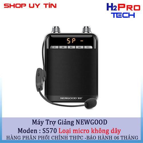 Máy trợ giảng Newgood S570 loại mic không dây-Hàng chính hãng|Loa trợ giảng - 6855317 , 16850529 , 15_16850529 , 950000 , May-tro-giang-Newgood-S570-loai-mic-khong-day-Hang-chinh-hangLoa-tro-giang-15_16850529 , sendo.vn , Máy trợ giảng Newgood S570 loại mic không dây-Hàng chính hãng|Loa trợ giảng