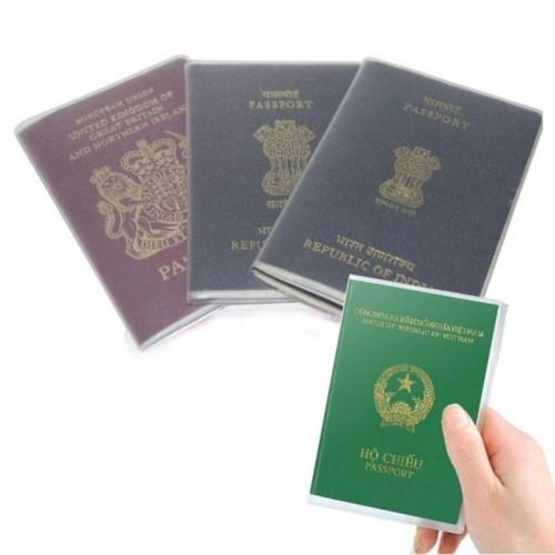 COMBO 5 Vỏ bọc hộ chiếu - Bao bọc passport PVC trong suốt - 6852989 , 16848879 , 15_16848879 , 60000 , COMBO-5-Vo-boc-ho-chieu-Bao-boc-passport-PVC-trong-suot-15_16848879 , sendo.vn , COMBO 5 Vỏ bọc hộ chiếu - Bao bọc passport PVC trong suốt