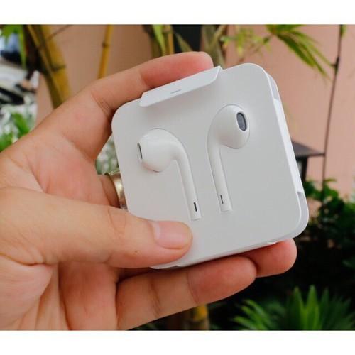 Tai nghe iPhone 7,8,X Fullbox Zin bóc máy Chính hãng Apple - 4598682 , 16848662 , 15_16848662 , 450000 , Tai-nghe-iPhone-78X-Fullbox-Zin-boc-may-Chinh-hang-Apple-15_16848662 , sendo.vn , Tai nghe iPhone 7,8,X Fullbox Zin bóc máy Chính hãng Apple