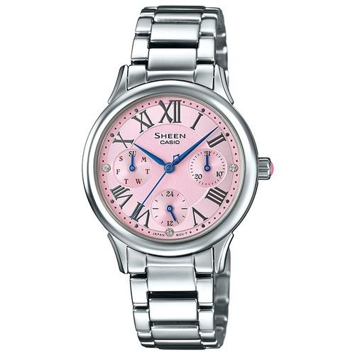 Đồng hồ casio nữ chính hãng - 4597432 , 16836192 , 15_16836192 , 3878000 , Dong-ho-casio-nu-chinh-hang-15_16836192 , sendo.vn , Đồng hồ casio nữ chính hãng