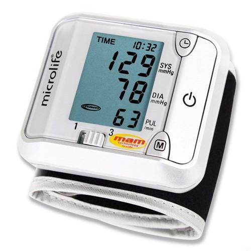 Máy đo huyết áp cổ tay tự động MICROLIFE BP 3BJ1-4D - 6827040 , 16828621 , 15_16828621 , 860000 , May-do-huyet-ap-co-tay-tu-dong-MICROLIFE-BP-3BJ1-4D-15_16828621 , sendo.vn , Máy đo huyết áp cổ tay tự động MICROLIFE BP 3BJ1-4D