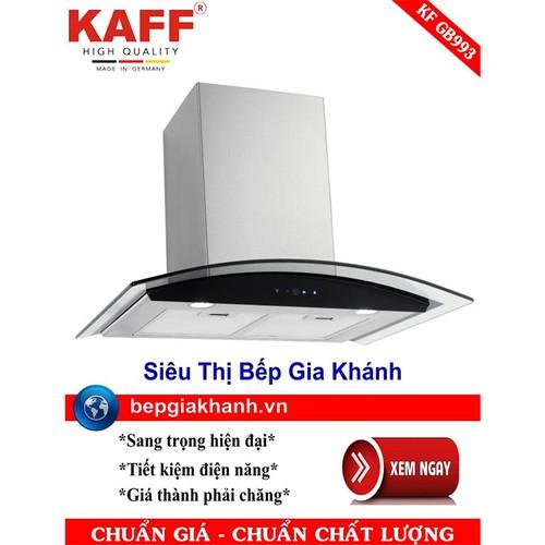 Máy hút mùi nhà bếp dạng kính cong 90cm Kaff KF GB993 - 6846565 , 16842699 , 15_16842699 , 5050000 , May-hut-mui-nha-bep-dang-kinh-cong-90cm-Kaff-KF-GB993-15_16842699 , sendo.vn , Máy hút mùi nhà bếp dạng kính cong 90cm Kaff KF GB993