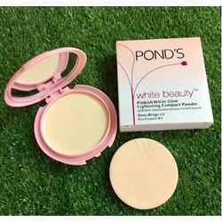 Phấn trang điểm Pond's hộp tròn – MỊN SÁNG HỒNG