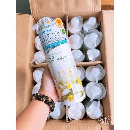 Sữa tắm dưỡng trắng White Body Shampoo Manis 450ml - 6831876 , 16831620 , 15_16831620 , 290000 , Sua-tam-duong-trang-White-Body-Shampoo-Manis-450ml-15_16831620 , sendo.vn , Sữa tắm dưỡng trắng White Body Shampoo Manis 450ml
