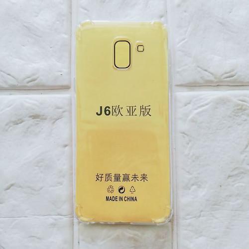 Ốp lưng Samsung J6 chống sốc trong suốt