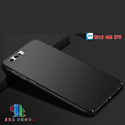 Ốp lưng Huawei P10 Plus silicon đen