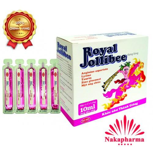 ✅ [CHÍNH HÃNG] Royàl Jollibee Thánh Gióng – Bổ sung Canxi, vitamin D3, giúp bé ăn ngon miệng, hỗ trợ tiêu hóa - 6826618 , 16828227 , 15_16828227 , 80000 , -CHINH-HANG-Royal-Jollibee-Thanh-Giong-Bo-sung-Canxi-vitamin-D3-giup-be-an-ngon-mieng-ho-tro-tieu-hoa-15_16828227 , sendo.vn , ✅ [CHÍNH HÃNG] Royàl Jollibee Thánh Gióng – Bổ sung Canxi, vitamin D3, giúp bé ă