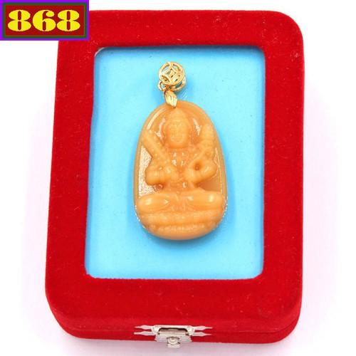 Mặt dây chuyền Phật - Hư Không Tạng bồ tát - thạch anh vàng 3.6cm - kèm hộp nhung - tuổi Sửu, Dần - 6845691 , 16841983 , 15_16841983 , 220000 , Mat-day-chuyen-Phat-Hu-Khong-Tang-bo-tat-thach-anh-vang-3.6cm-kem-hop-nhung-tuoi-Suu-Dan-15_16841983 , sendo.vn , Mặt dây chuyền Phật - Hư Không Tạng bồ tát - thạch anh vàng 3.6cm - kèm hộp nhung - tuổi Sửu
