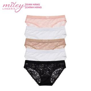 Bộ 5 quần lót ren hoa Sexy Miley Lingerie FLS_03 - FLS_0103_0203_0213_0903_1203 thumbnail