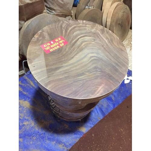 Thớt gỗ nghiến siêu bền 35cm dày 4cm