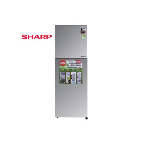 Tủ lạnh Sharp Inverter  SJ-X251E-SL 241 lít - 6872456 , 16862333 , 15_16862333 , 5390000 , Tu-lanh-Sharp-Inverter-SJ-X251E-SL-241-lit-15_16862333 , sendo.vn , Tủ lạnh Sharp Inverter  SJ-X251E-SL 241 lít