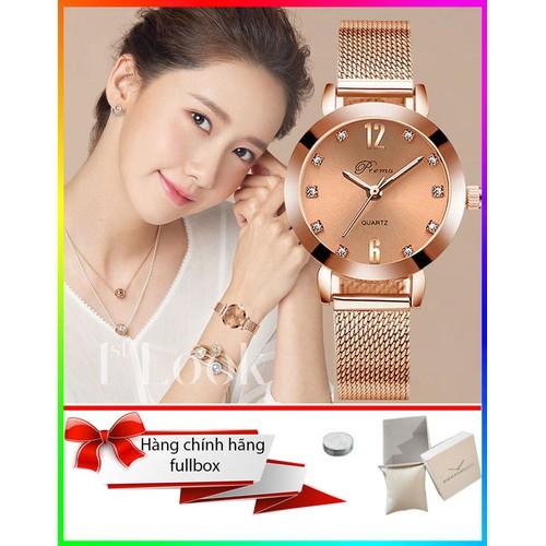 Đồng hồ nữ PREMA-JP - 6890168 , 16875178 , 15_16875178 , 240000 , Dong-ho-nu-PREMA-JP-15_16875178 , sendo.vn , Đồng hồ nữ PREMA-JP