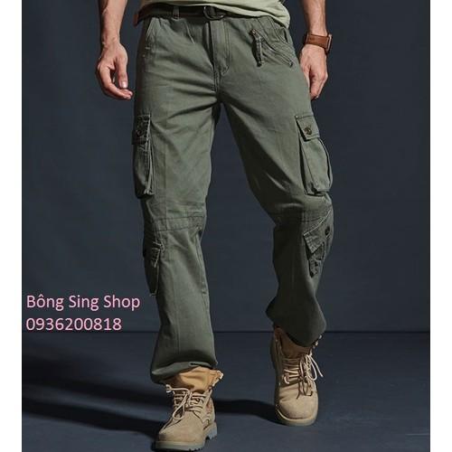 Quần Lính Mỹ- Quần Túi Hộp - 4775417 , 16876470 , 15_16876470 , 990000 , Quan-Linh-My-Quan-Tui-Hop-15_16876470 , sendo.vn , Quần Lính Mỹ- Quần Túi Hộp