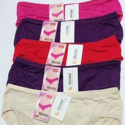 Combo 5 quần lót nữ cotton Big Size