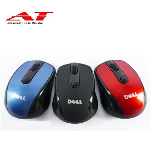 Chuột không dây DELL, HP, Vision, Sony, Microsoft,...