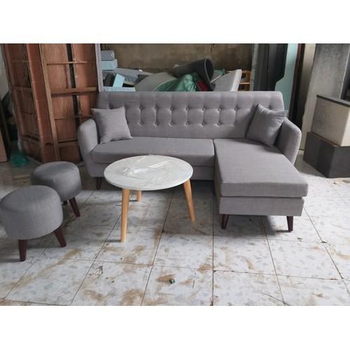 ghế sofa chân gỗ - 11096761 , 16860949 , 15_16860949 , 7900000 , ghe-sofa-chan-go-15_16860949 , sendo.vn , ghế sofa chân gỗ
