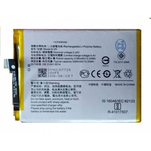 Pin Vivo Y85 B-D9 - 6885440 , 16872114 , 15_16872114 , 189000 , Pin-Vivo-Y85-B-D9-15_16872114 , sendo.vn , Pin Vivo Y85 B-D9