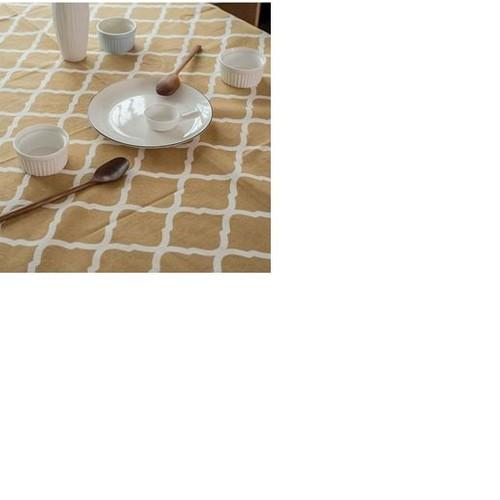 Khăn trải bàn canvas hình thoi vàng khổ 60cm x 60cm - 6870587 , 16861266 , 15_16861266 , 51000 , Khan-trai-ban-canvas-hinh-thoi-vang-kho-60cm-x-60cm-15_16861266 , sendo.vn , Khăn trải bàn canvas hình thoi vàng khổ 60cm x 60cm