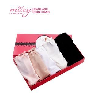 Hộp quà tặng quần lót nữ Modal Bikini comfort Miley Lingerie - BCS0104_0204_0304_0804_0904 thumbnail