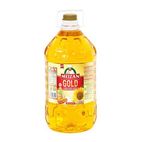 dầu ăn meizan gold 5l