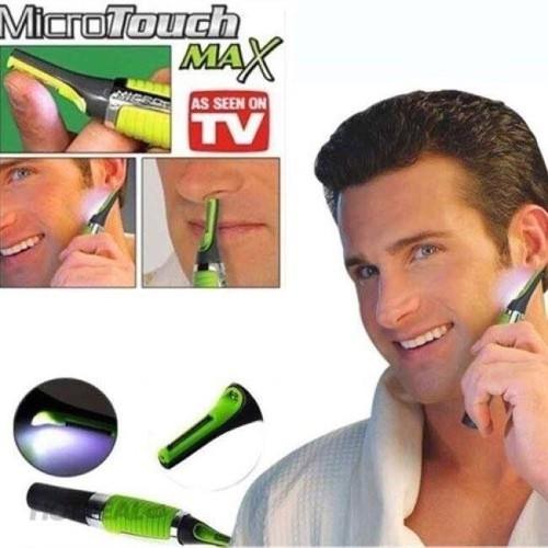 Bộ 01 dụng cụ lấy ráy tai và 01 dao cạo râu có đèn thông minh tiện dụng
