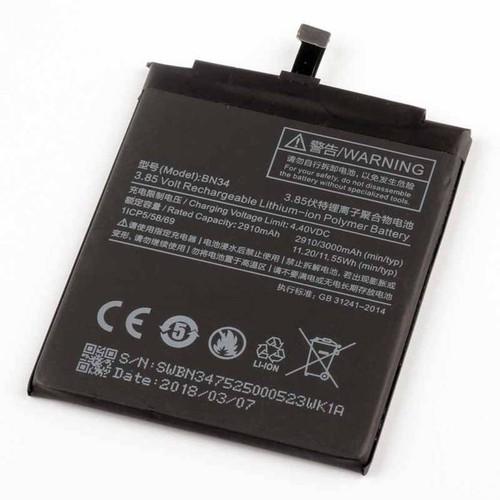 Pin Xiaomi Redmi 5A M5A MCG3B BN34 - 6865122 , 16857289 , 15_16857289 , 169000 , Pin-Xiaomi-Redmi-5A-M5A-MCG3B-BN34-15_16857289 , sendo.vn , Pin Xiaomi Redmi 5A M5A MCG3B BN34