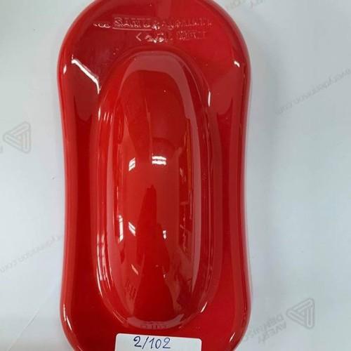 Chai sơn màu đỏ NHẠT 33.6 samurai-33.6