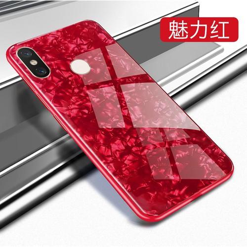 Ốp lưng kính Xiao Mi Mi 8 SE Mi8SE vân đá viền dẻo chống sốc - 4599517 , 16854317 , 15_16854317 , 80000 , Op-lung-kinh-Xiao-Mi-Mi-8-SE-Mi8SE-van-da-vien-deo-chong-soc-15_16854317 , sendo.vn , Ốp lưng kính Xiao Mi Mi 8 SE Mi8SE vân đá viền dẻo chống sốc