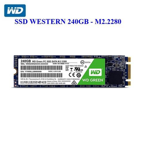 Ổ CỨNG SSD WD 240GB GREEN - HÀNG CHÍNH HÃNG - SSD WD 240G GREEN WDS240G2G0B - 6882179 , 16869273 , 15_16869273 , 850000 , O-CUNG-SSD-WD-240GB-GREEN-HANG-CHINH-HANG-SSD-WD-240G-GREEN-WDS240G2G0B-15_16869273 , sendo.vn , Ổ CỨNG SSD WD 240GB GREEN - HÀNG CHÍNH HÃNG - SSD WD 240G GREEN WDS240G2G0B