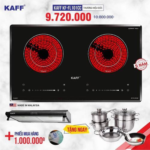 Bếp hồng ngoại đôi cảm ứng KAFF KF-FL101CC - 6889915 , 16875142 , 15_16875142 , 9720000 , Bep-hong-ngoai-doi-cam-ung-KAFF-KF-FL101CC-15_16875142 , sendo.vn , Bếp hồng ngoại đôi cảm ứng KAFF KF-FL101CC
